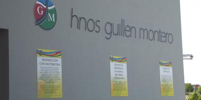 imagen gasolinera de Mérida